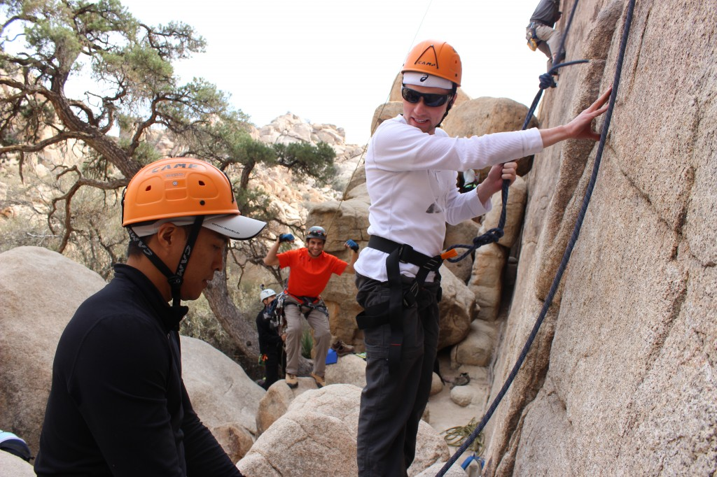 Rock Climbing Classes