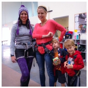 rock climbing classes, rock climbing gym