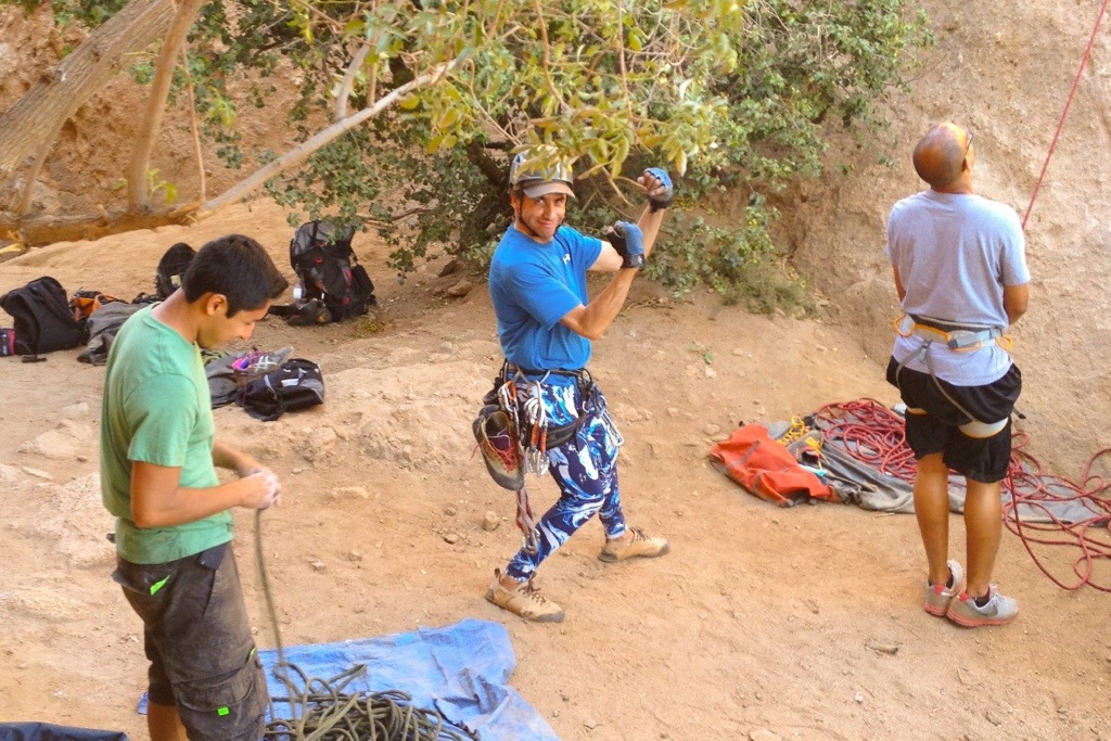 rock climbing classes, rock climbing instructors