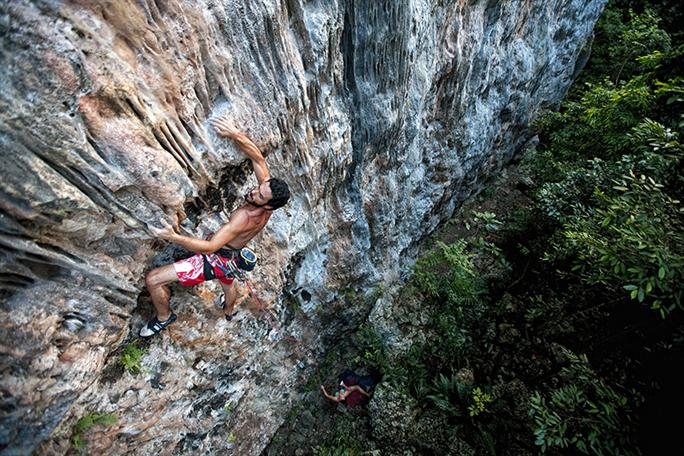 The Amazing Climbing of Puerto Rico by Tomas Donoso