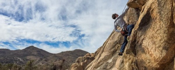 Permalink to:Rock Climbing Packages in Joshua Tree National Park