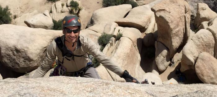 Rock Climbing Classes in Joshua Tree, CA