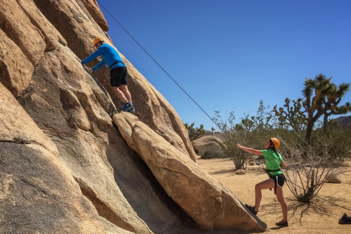 climbing, adventure, joshua tree, family, outdoors, california, active, activities
