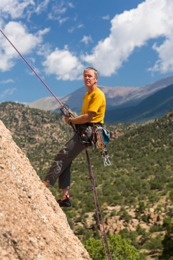rappelling, fathers day, father's day, rappel, los angeles, joshua tree, california