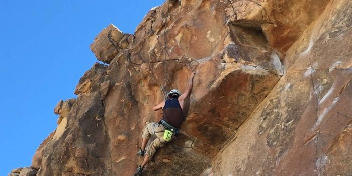 rock, climbing, climbing class, outdoors, joshua tree, california