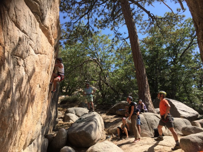 rock, climbing, class, outdoors, learn, climbing near me, california