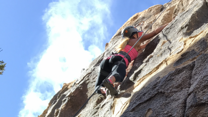 Chicago visitors come #rock #climbing in California – Rock Climb ...