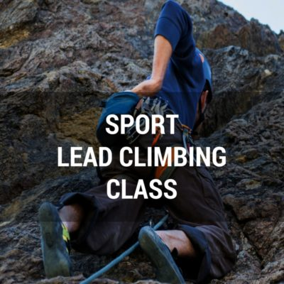 EPIC Rock Climbing Classes and Adventures in So. California