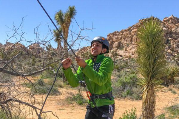 joshua tree, climbing, summer camp, rock, inland empire