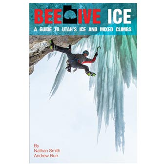 utah, ice climbs, guide to utah, ice climbing books, alpine books