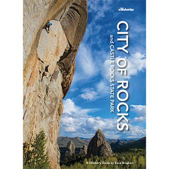 city of rocks, castle rocks state park, sport climbing books, books