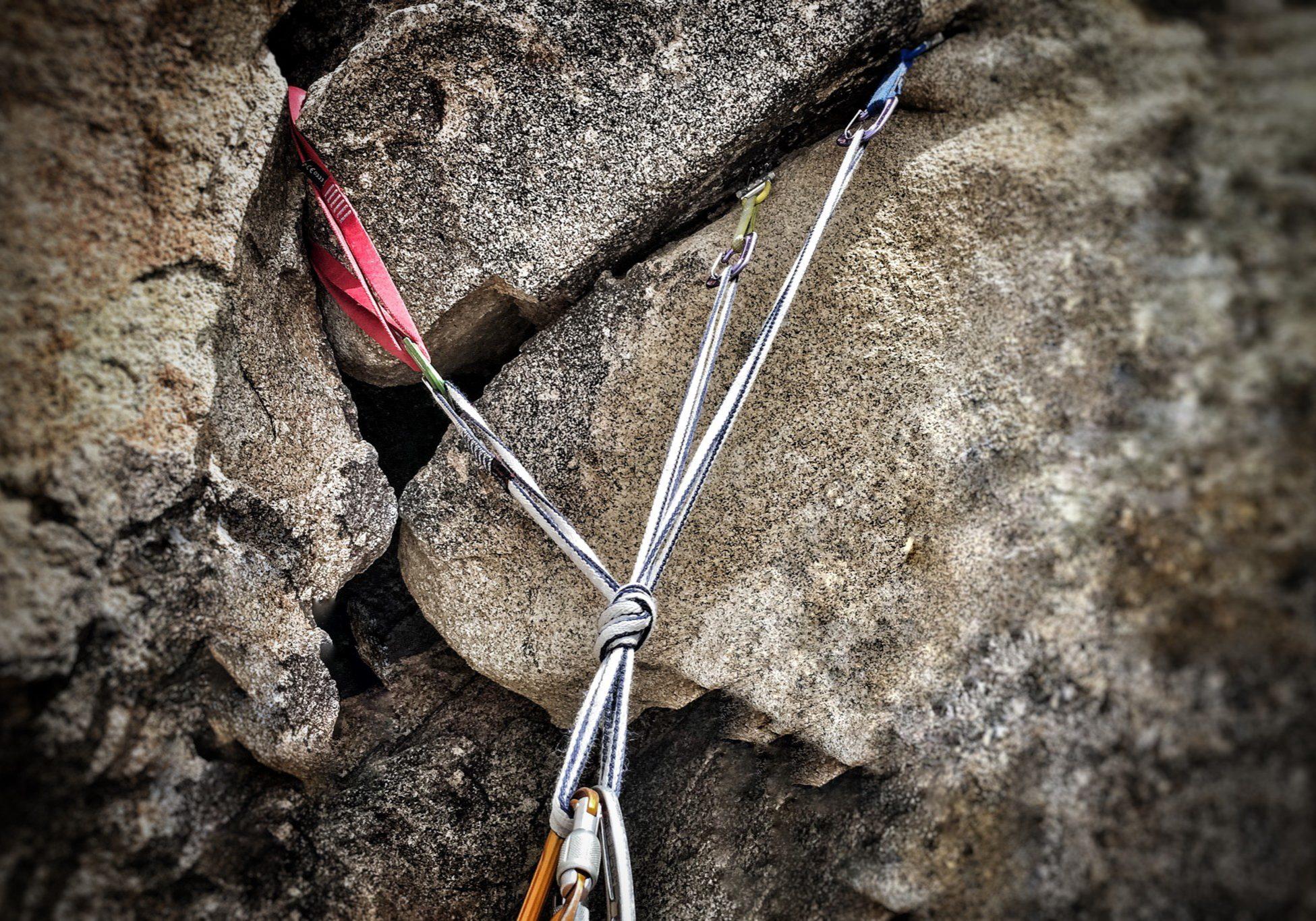 rock, climbing, anchors, anchors class, climbing anchors, california, joshua tree, los angeles, rock climbing anchors class